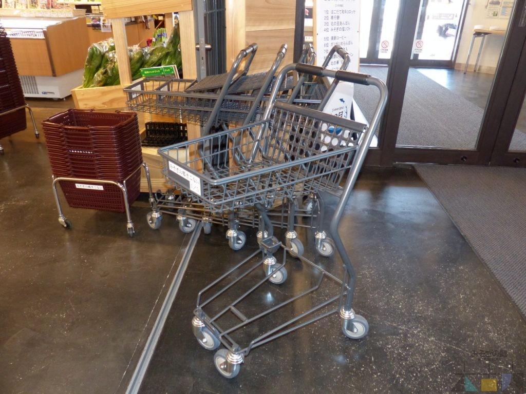 ショッピングカートを導入しました