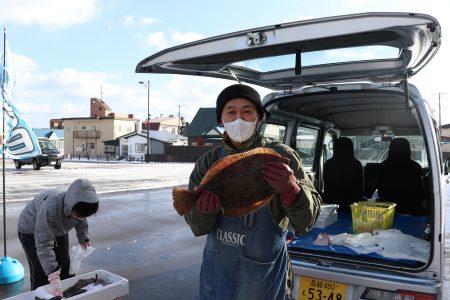 【魚の日】久しぶりの魚の日!
