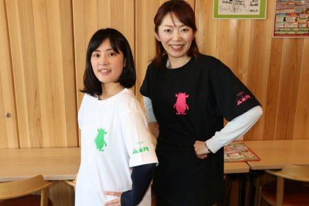 NEWカラーオリジナルTシャツが新入荷!