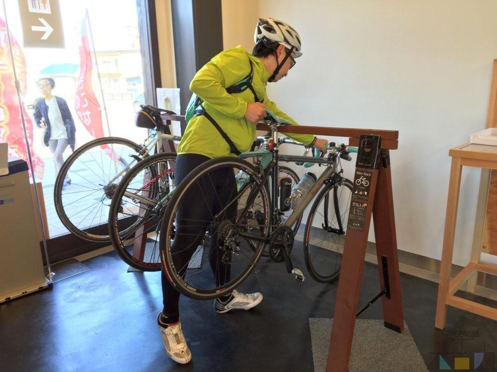 道南でも自転車シーズンが始まりました