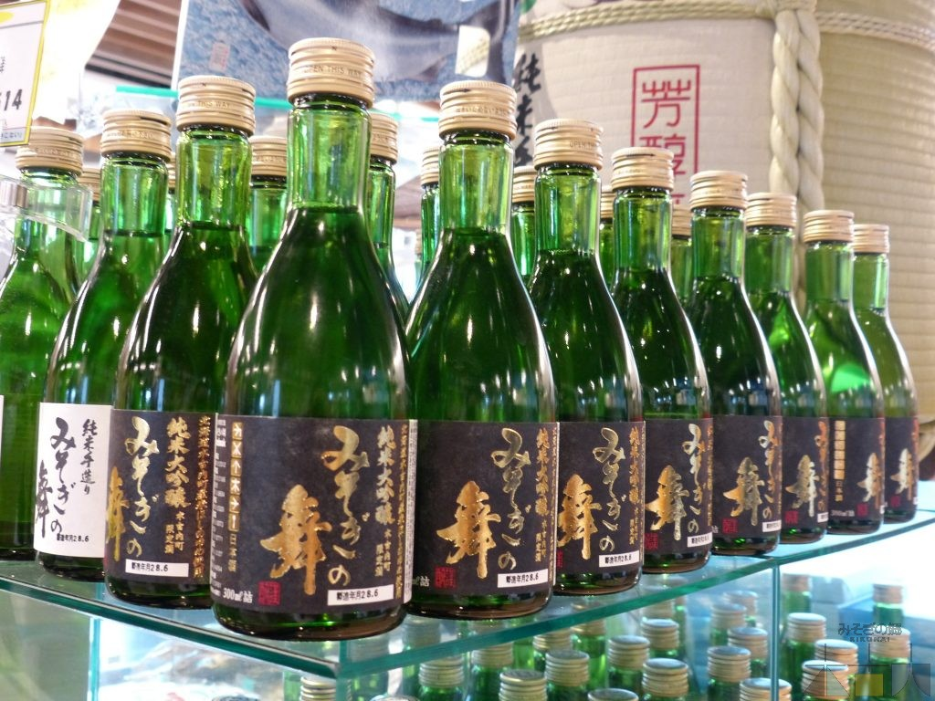 地酒「みそぎの舞」の純米大吟醸を発売開始!