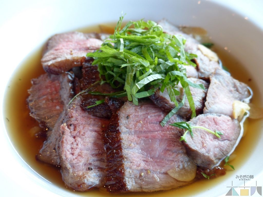 どうなんde'sで「はこだて和牛とふっくりんこの香り花開くスープリゾット丼」を!