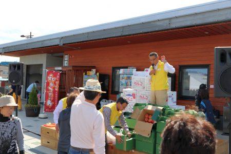 【きこない道の駅まつり】胆振東部地震災害チャリティーイベントの成果は?
