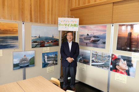 【船で世界を巡る】元外国航路船員が撮影した「1マイル写真展」開催